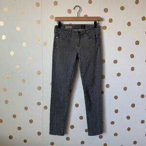 Ag Adriano Goldschmied Jeans - AG The Stevie Ankle Slim Straight Leg Jeans
